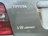 Picture of 2007 Toyota Highlander Sport V6, exterior