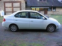 Picture of 2002 Toyota Prius, exterior, gallery_worthy