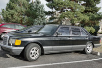 Picture of 1989 Mercedes-Benz 560-Class 560SEL Sedan, exterior