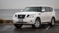 Picture of 2017 Nissan Armada Platinum, exterior, gallery_worthy