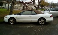 Picture of 2000 Chrysler Sebring JXi Limited Convertible, exterior