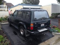 Picture of 1993 Toyota Land Cruiser 4 Dr STD 4WD SUV, exterior