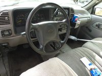 Picture of 1995 Chevrolet C/K 2500 Cheyenne Extended Cab LB HD, interior