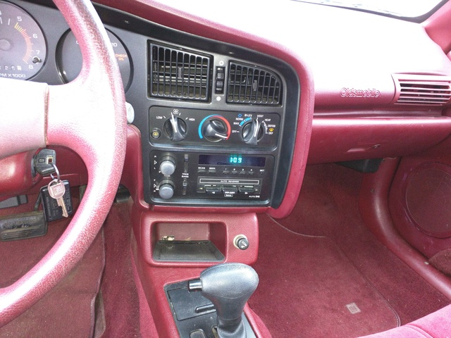 Picture of 1993 Oldsmobile Achieva 4 Dr S Sedan, interior