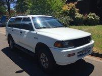 1997 Mitsubishi Montero Sport Overview