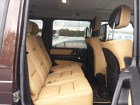 Picture of 2015 Mercedes-Benz G-Class G 550, interior