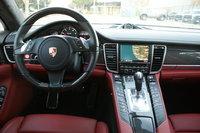 Picture of 2014 Porsche Panamera Turbo Executive, interior