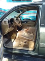 Picture of 2003 GMC Envoy 4 Dr SLT 4WD SUV, interior
