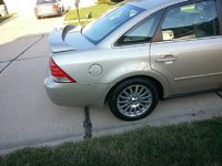 Picture of 2006 Mercury Montego Premier AWD, exterior