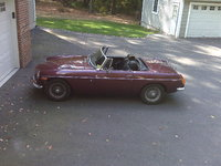1970 MG MGB Picture Gallery