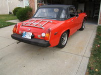 Picture of 1979 MG MGB Limited Edition Convertible, exterior
