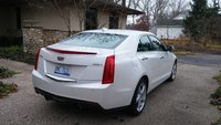 Picture of 2016 Cadillac ATS 2.0T Luxury AWD, exterior