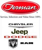 Ferman Chrysler Jeep Dodge RAM New Port Richey logo