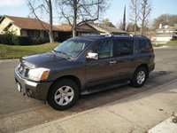 Picture of 2004 Nissan Armada LE 4WD, exterior