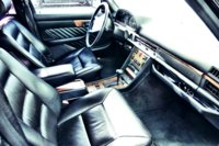 Picture of 1989 Mercedes-Benz 560-Class 560SEL Sedan, interior