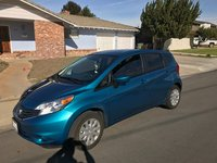 Picture of 2015 Nissan Versa Note S Plus, exterior