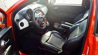 Picture of 2015 Fiat 500e Base, interior