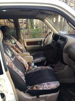 Picture of 2001 Isuzu Trooper 4 Dr Limited 4WD SUV, interior