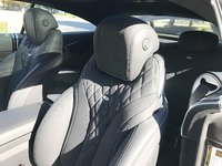 Picture of 2016 Mercedes-Benz S-Class Coupe S 550 4MATIC, interior