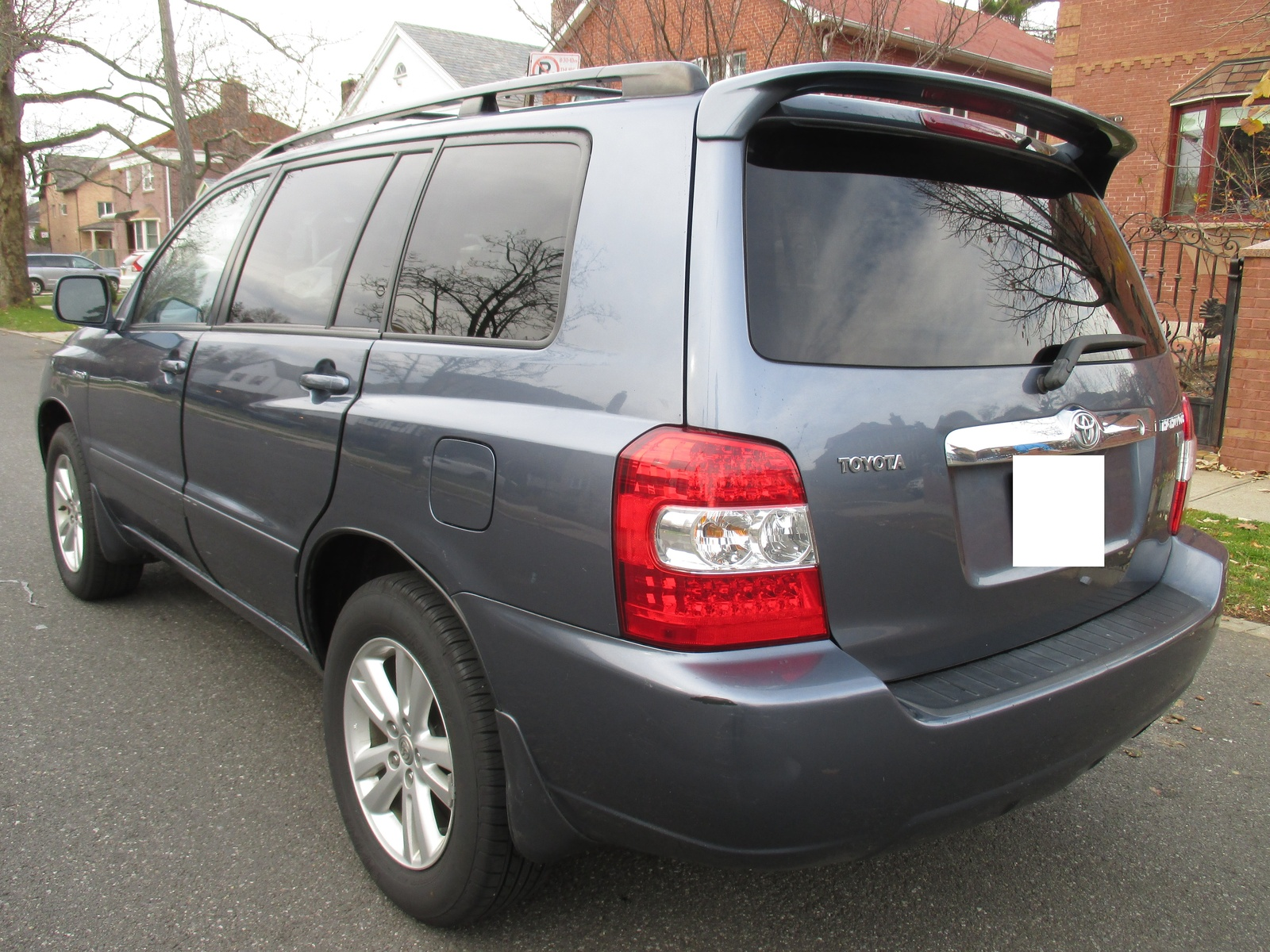 Ford Lincoln Of Franklin >> 2006 Toyota Highlander Hybrid - Overview - CarGurus