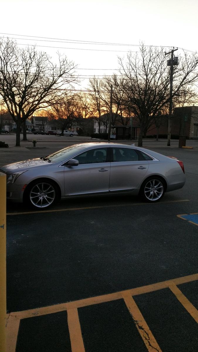 test daily vsport platinum interior the drive xts cadillac