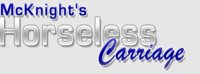 McKnight's Horseless Carriage logo