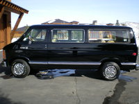 Picture of 1989 Dodge Ram Van, exterior