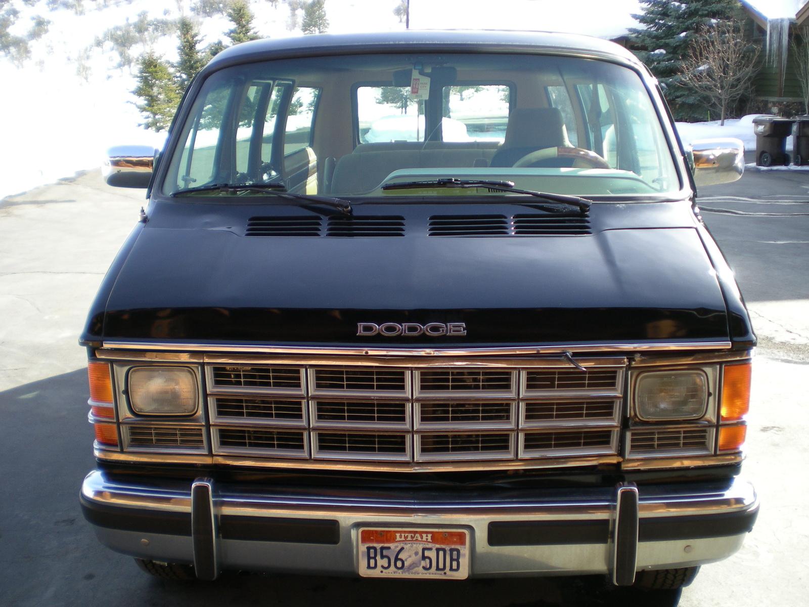 1989 Dodge Ram Van Overview Cargurus