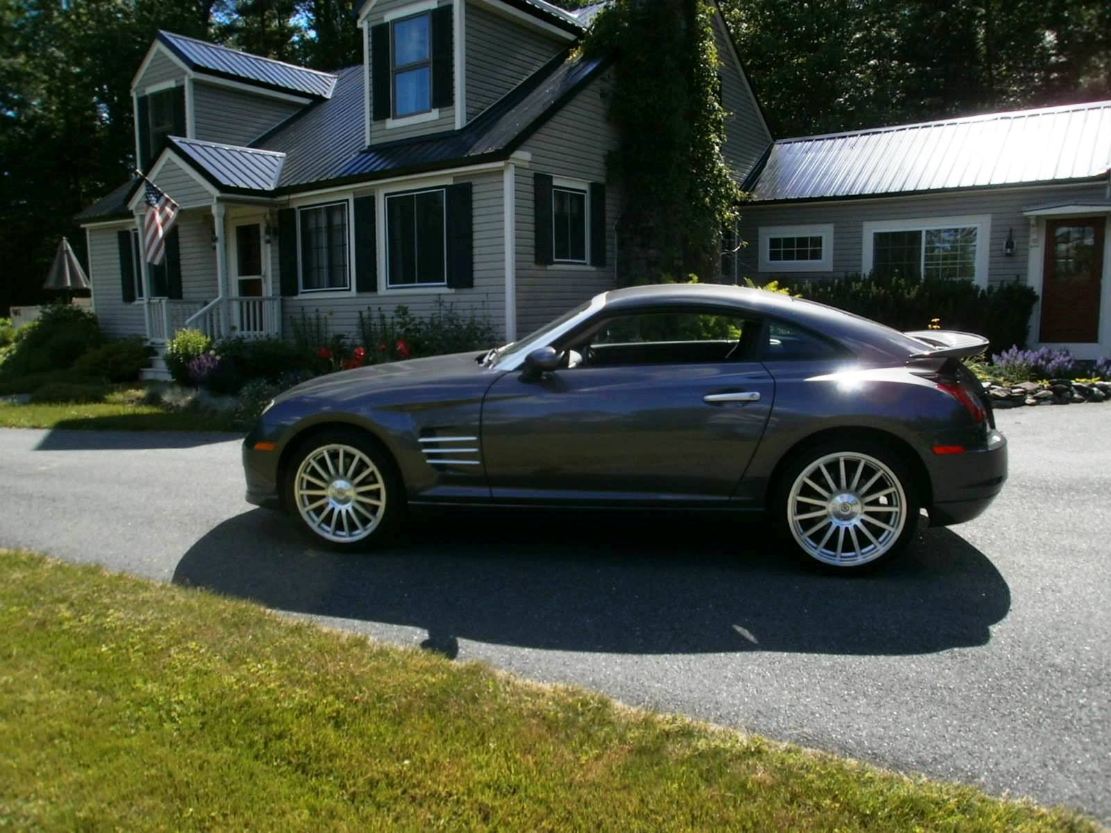 old buick chrysler cars crossfire concept