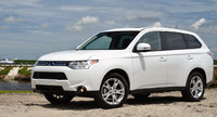 Picture of 2015 Mitsubishi Outlander SE AWD, exterior