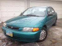 Picture of 1998 Mazda Protege 4 Dr LX Sedan, exterior, gallery_worthy