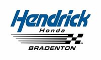 Hendrick Honda Bradenton logo