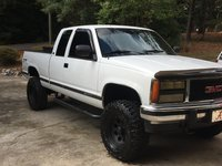 Picture of 1992 GMC Sierra 1500 K1500 SLE 4WD Extended Cab SB, exterior, gallery_worthy