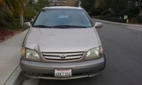 Picture of 2002 Toyota Sienna XLE, exterior