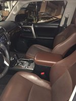 Picture of 2015 Toyota 4Runner Limited 4WD, interior