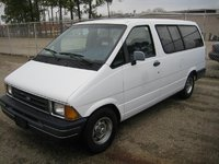 Picture of 1991 Ford Aerostar 3 Dr XL Passenger Van Extended, exterior, gallery_worthy