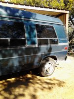 Picture of 1995 GMC Vandura G25 Extended, exterior