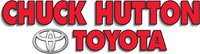 Chuck Hutton Toyota logo