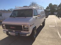 1992 GMC Vandura Overview