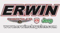 Erwin Chrysler Dodge Jeep logo