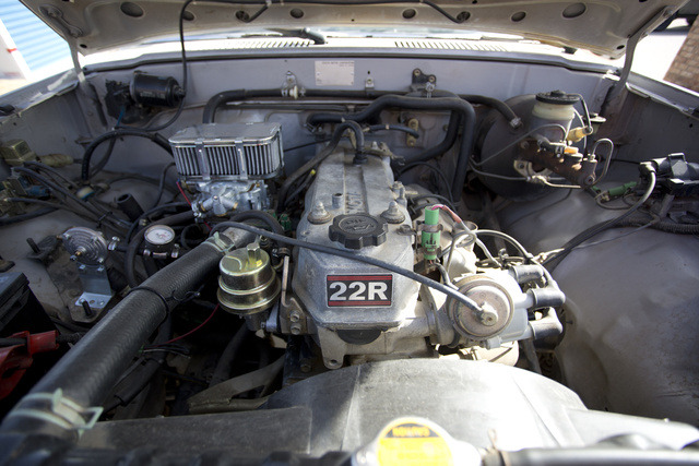 Picture of 1988 Toyota Pickup 2 Dr One Ton Standard Cab LB, engine