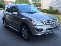 Picture of 2008 Mercedes-Benz M-Class ML 350, exterior