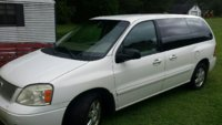 2005 Mercury Monterey Picture Gallery