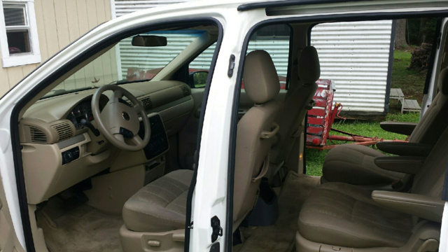 Picture of 2005 Mercury Monterey Convenience, interior