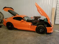 Picture of 2014 SRT Viper GTS, exterior, engine