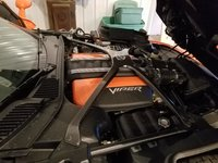Picture of 2014 SRT Viper GTS, engine