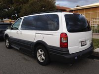 Picture of 2003 Pontiac Montana Base Extended AWD, exterior