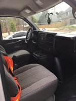 Picture of 2009 Chevrolet Express Cargo G3500 Ext, interior