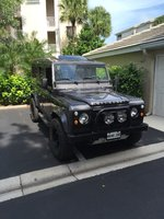 Picture of 1991 Land Rover Defender 110, exterior