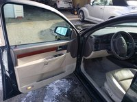 Picture of 2001 Cadillac Catera 4 Dr STD Sedan, interior